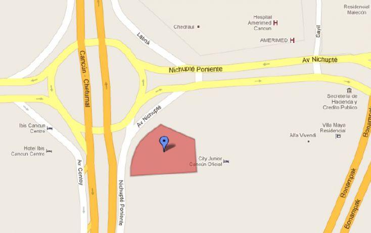 Foto de terreno habitacional en venta en, zona hotelera, benito juárez, quintana roo, 1093583 no 02
