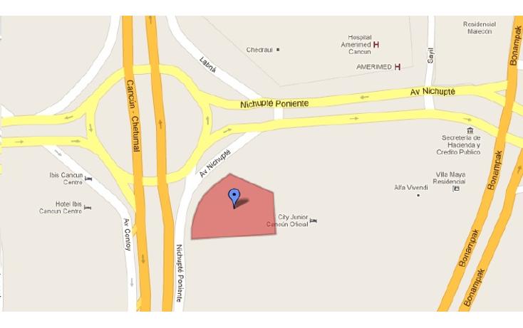 Foto de terreno habitacional en venta en  , zona hotelera, benito juárez, quintana roo, 1093583 No. 02