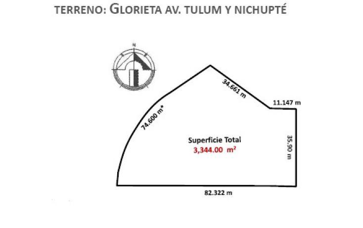 Foto de terreno habitacional en venta en, zona hotelera, benito juárez, quintana roo, 1093583 no 03