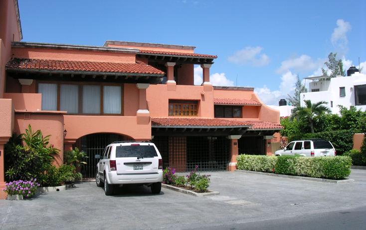 Foto de casa en venta en  , zona hotelera, benito ju?rez, quintana roo, 1121947 No. 01