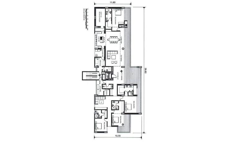 Foto de departamento en venta en  , zona hotelera, benito juárez, quintana roo, 1140391 No. 05