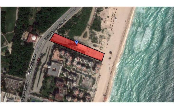 Foto de terreno habitacional en venta en  , zona hotelera, benito juárez, quintana roo, 1165443 No. 01