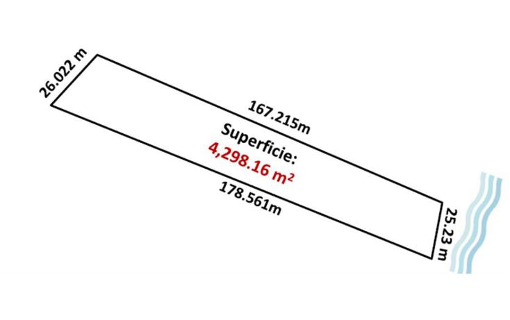 Foto de terreno habitacional en venta en  , zona hotelera, benito juárez, quintana roo, 1165443 No. 04