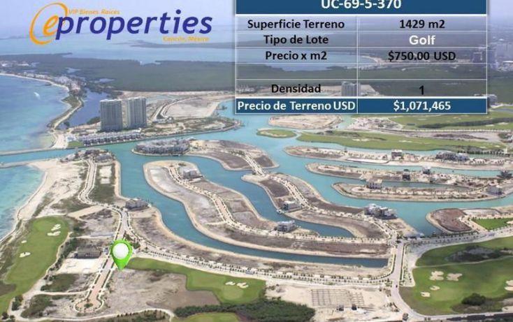 Foto de terreno habitacional en venta en, zona hotelera, benito juárez, quintana roo, 1167659 no 11