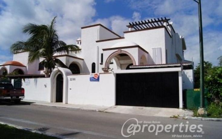 Foto de casa en venta en  , zona hotelera, benito ju?rez, quintana roo, 1172559 No. 01