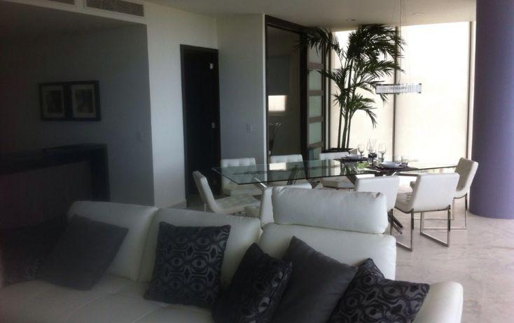 Foto de departamento en renta en, zona hotelera, benito juárez, quintana roo, 1197123 no 02