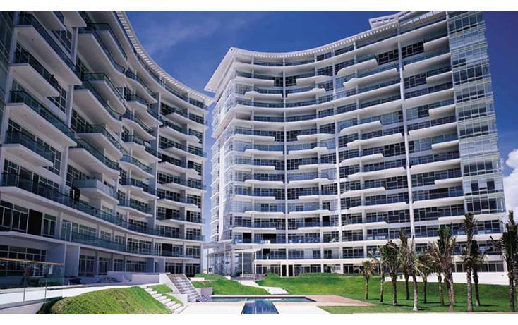 Foto de departamento en venta en  , zona hotelera, benito juárez, quintana roo, 1278093 No. 01