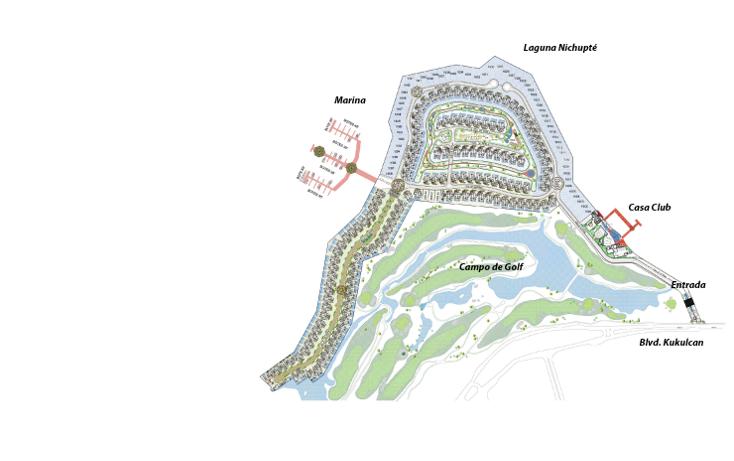 Foto de terreno habitacional en venta en  , zona hotelera, benito juárez, quintana roo, 1333521 No. 05