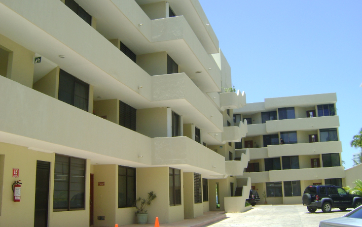 Foto de departamento en venta en  , zona hotelera, benito juárez, quintana roo, 1444451 No. 02