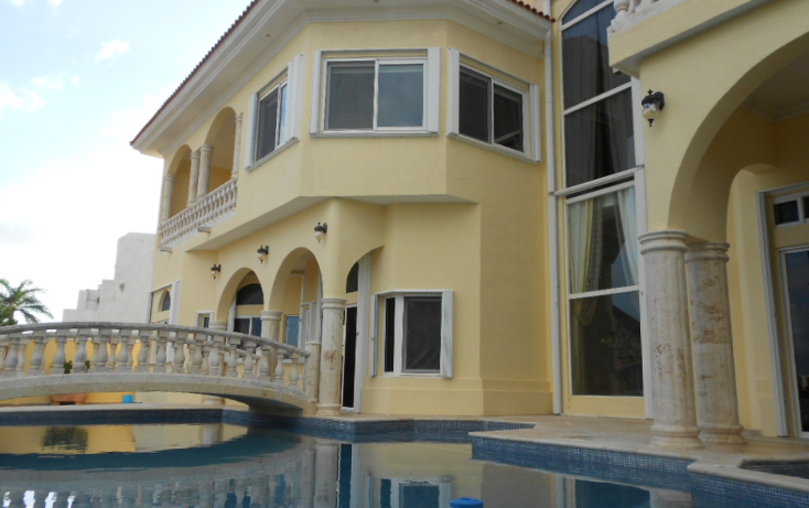 Foto de casa en venta en  , zona hotelera, benito juárez, quintana roo, 1477273 No. 01