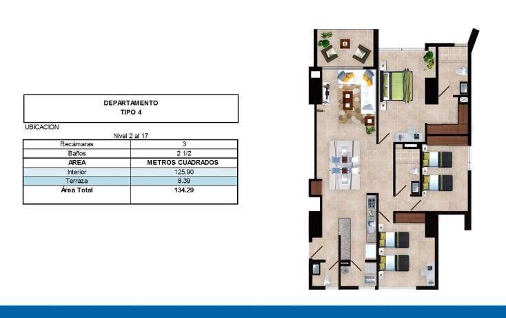 Foto de departamento en renta en  , zona hotelera, benito juárez, quintana roo, 1699466 No. 09