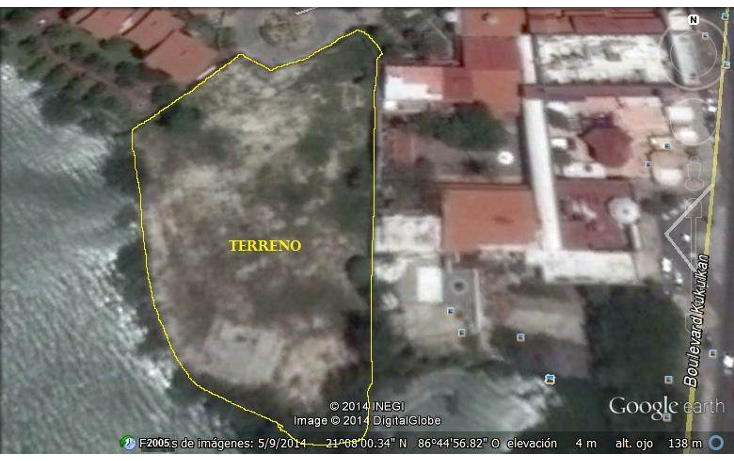 Foto de terreno comercial en venta en  , zona hotelera, benito juárez, quintana roo, 1829164 No. 07