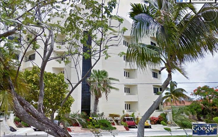 Foto de departamento en venta en  , zona hotelera norte, cozumel, quintana roo, 1051941 No. 01