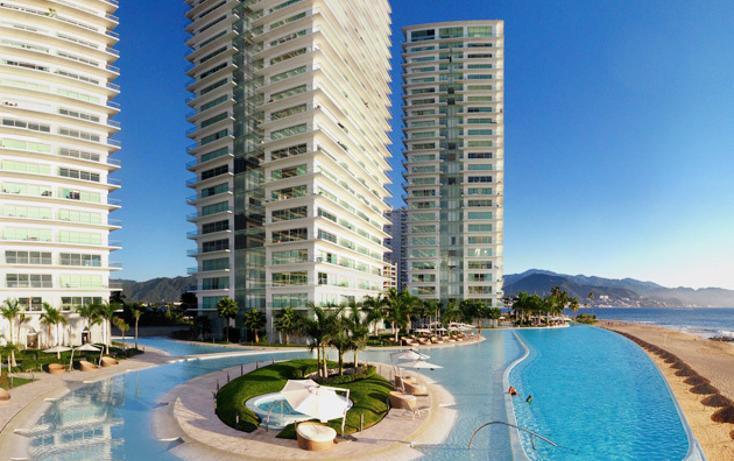 Foto de departamento en venta en  , zona hotelera norte, puerto vallarta, jalisco, 1478565 No. 01