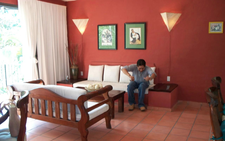 Foto de departamento en venta en  , zona hotelera norte, puerto vallarta, jalisco, 404382 No. 05