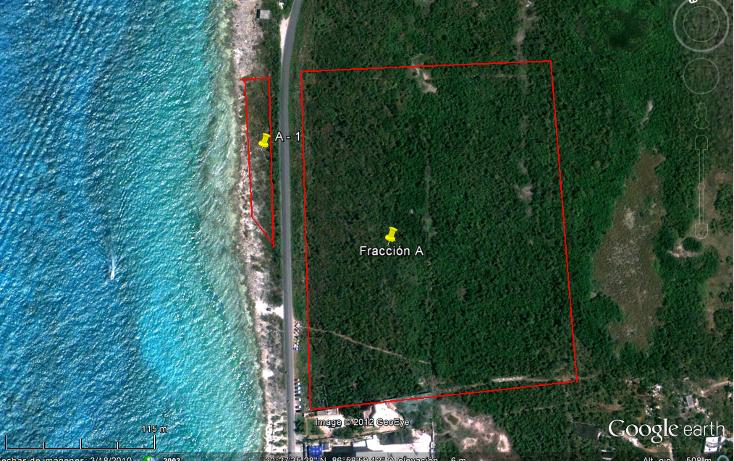 Foto de terreno comercial en venta en  , zona hotelera sur, cozumel, quintana roo, 1052047 No. 06