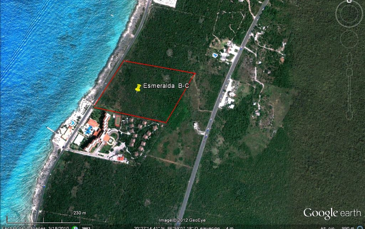 Foto de terreno comercial en venta en  , zona hotelera sur, cozumel, quintana roo, 1052051 No. 10