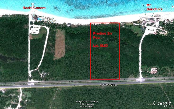 Foto de terreno comercial en venta en  , zona hotelera sur, cozumel, quintana roo, 1109481 No. 09