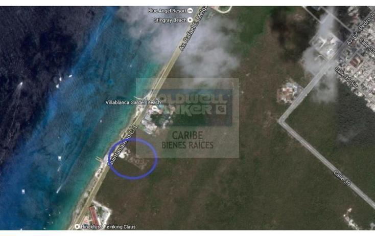 Foto de terreno comercial en venta en  , zona hotelera sur, cozumel, quintana roo, 1844386 No. 02