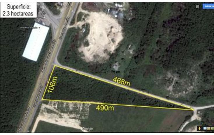 Foto de terreno industrial en venta en  , zona industrial, campeche, campeche, 1572992 No. 01