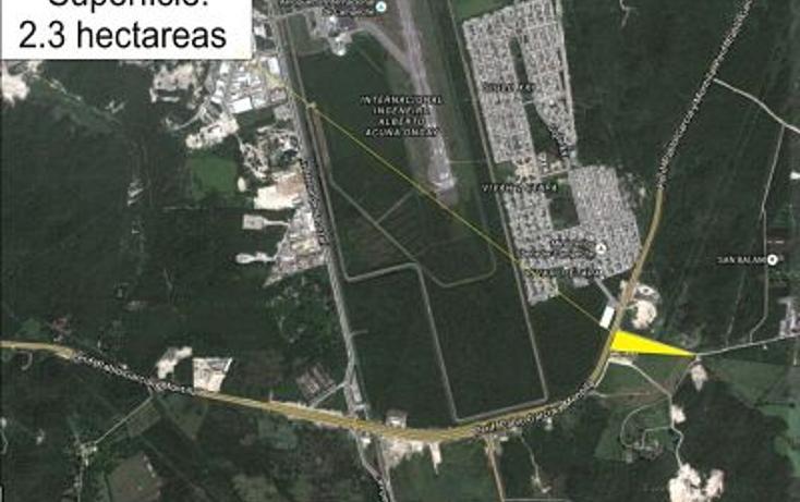Foto de terreno industrial en venta en  , zona industrial, campeche, campeche, 1572992 No. 02