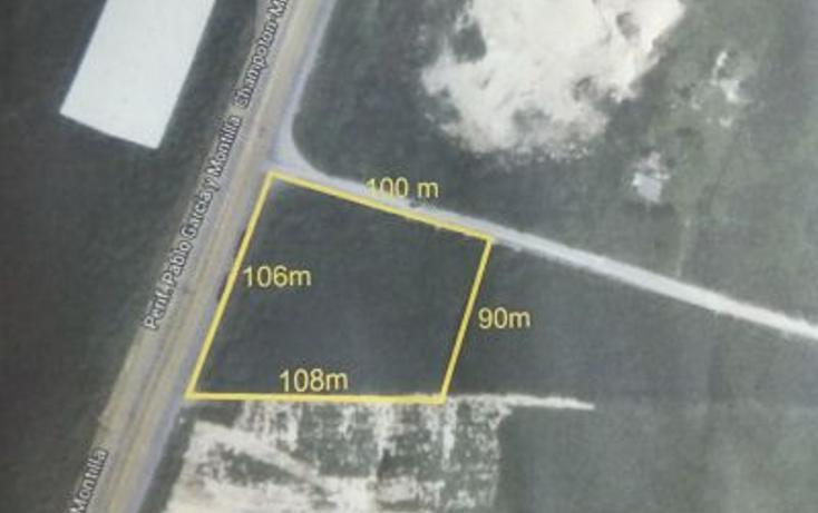 Foto de terreno industrial en venta en  , zona industrial, campeche, campeche, 1572992 No. 04