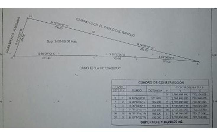 Foto de terreno industrial en venta en  , zona industrial, campeche, campeche, 1572992 No. 05