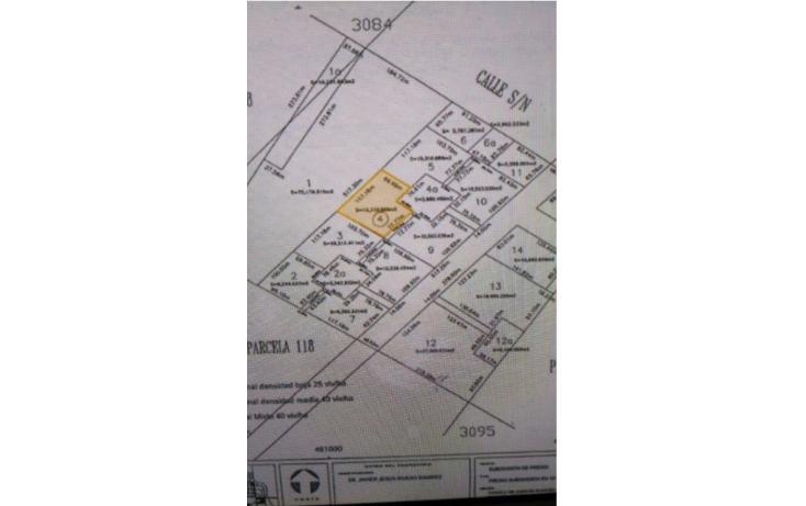 Foto de terreno comercial en venta en  , zona industrial, solidaridad, quintana roo, 1551340 No. 02