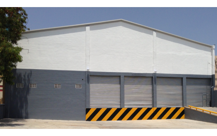 Foto de nave industrial en renta en  , zona industrial, general escobedo, nuevo león, 1359491 No. 01