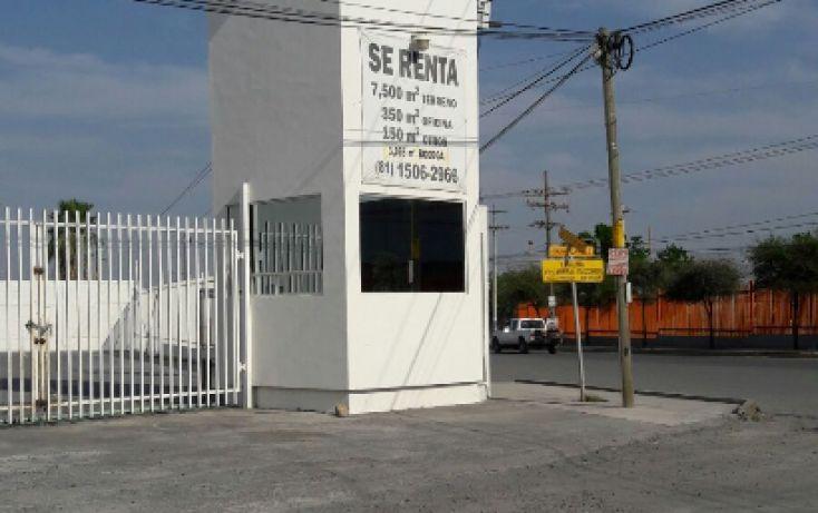 Foto de bodega en renta en, zona industrial, general escobedo, nuevo león, 1738402 no 47