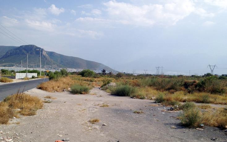 Foto de terreno comercial en venta en  , zona industrial, general escobedo, nuevo león, 2011340 No. 01