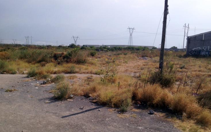 Foto de terreno comercial en venta en  , zona industrial, general escobedo, nuevo león, 2011340 No. 02