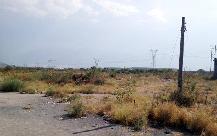 Foto de terreno comercial en venta en  , zona industrial, general escobedo, nuevo león, 2011340 No. 04