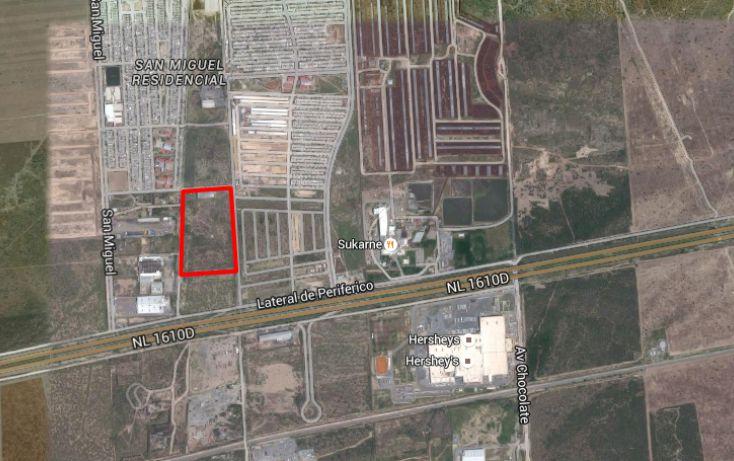 Foto de terreno comercial en venta en, zona industrial, general escobedo, nuevo león, 2011340 no 05