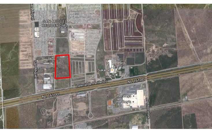 Foto de terreno comercial en venta en  , zona industrial, general escobedo, nuevo león, 2011340 No. 05