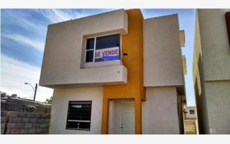 Foto de casa en venta en  , zona industrial nombre de dios, chihuahua, chihuahua, 1630090 No. 01