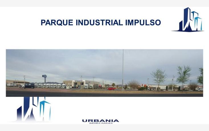 Foto de terreno comercial en venta en  , zona industrial nombre de dios, chihuahua, chihuahua, 1706398 No. 02