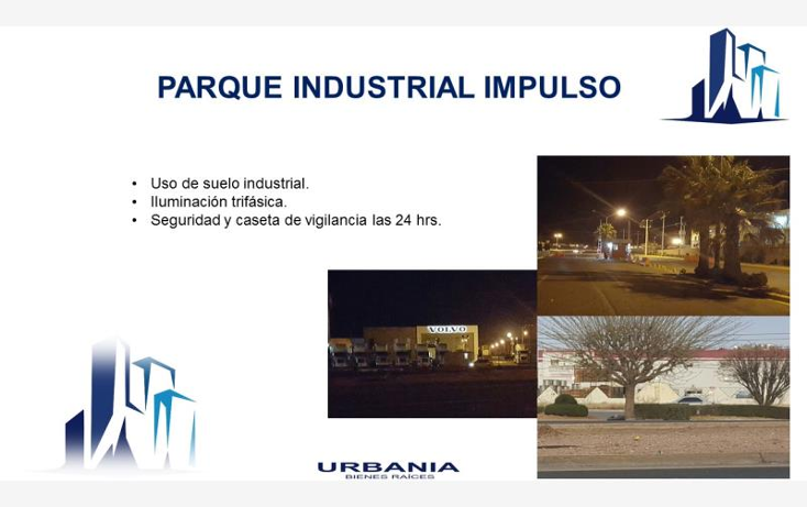 Foto de terreno comercial en venta en  , zona industrial nombre de dios, chihuahua, chihuahua, 1706398 No. 05