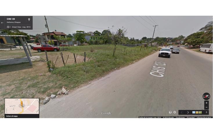 Foto de terreno comercial en renta en  , zona industrial pemex, reforma, chiapas, 1434501 No. 02