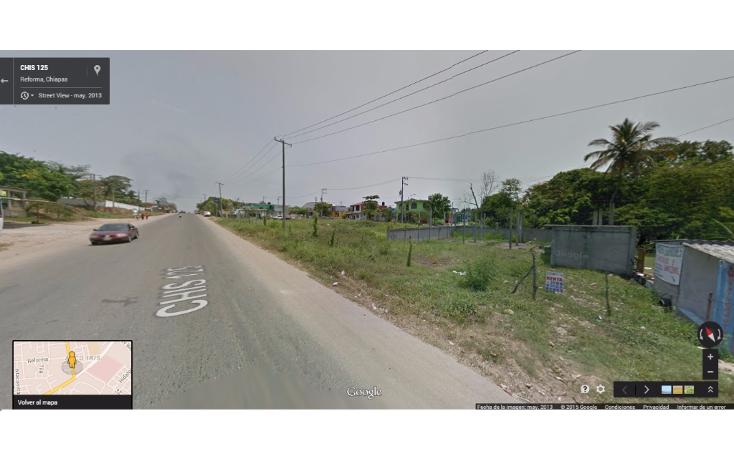 Foto de terreno comercial en renta en  , zona industrial pemex, reforma, chiapas, 1434501 No. 03
