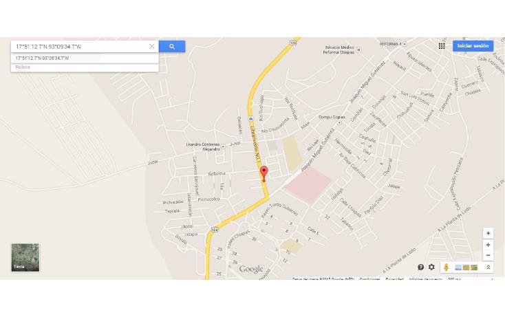 Foto de terreno comercial en renta en  , zona industrial pemex, reforma, chiapas, 1434501 No. 04