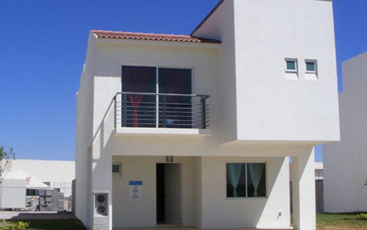Foto de casa en venta en  , zona industrial, san luis potosí, san luis potosí, 1098819 No. 01