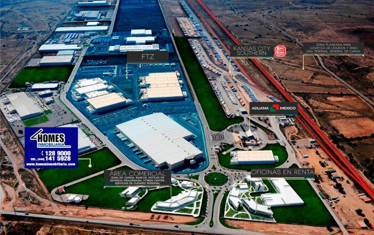 Foto de terreno industrial en venta en  , zona industrial, san luis potosí, san luis potosí, 1165639 No. 01