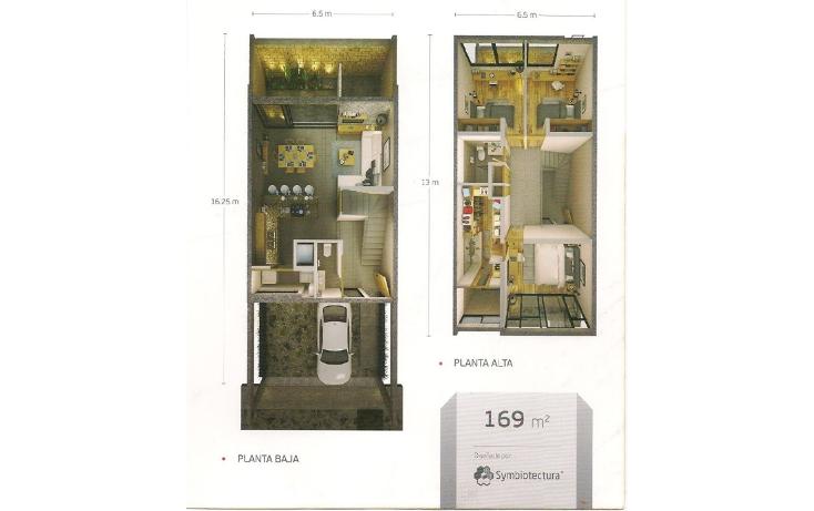 Foto de casa en venta en  , zona industrial, san luis potosí, san luis potosí, 1199489 No. 03