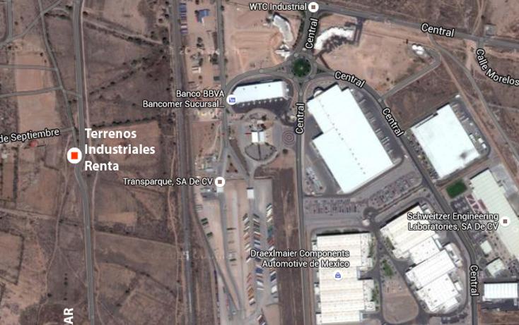 Foto de terreno industrial en renta en  , zona industrial, san luis potosí, san luis potosí, 1247349 No. 01