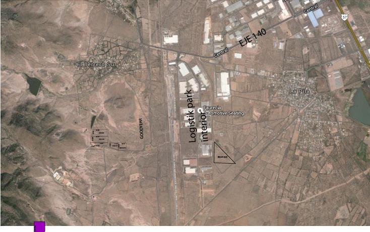 Foto de terreno industrial en venta en  , zona industrial, san luis potosí, san luis potosí, 1300967 No. 01