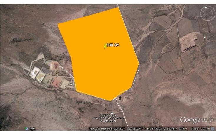 Foto de terreno industrial en venta en  , zona industrial, san luis potosí, san luis potosí, 1378735 No. 01