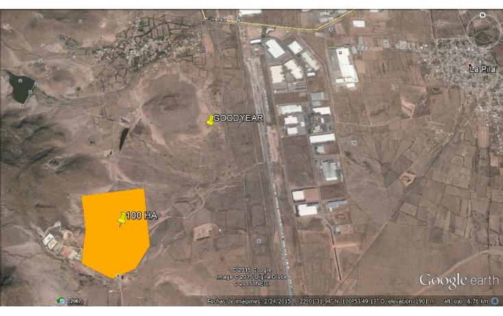 Foto de terreno industrial en venta en  , zona industrial, san luis potosí, san luis potosí, 1378735 No. 02