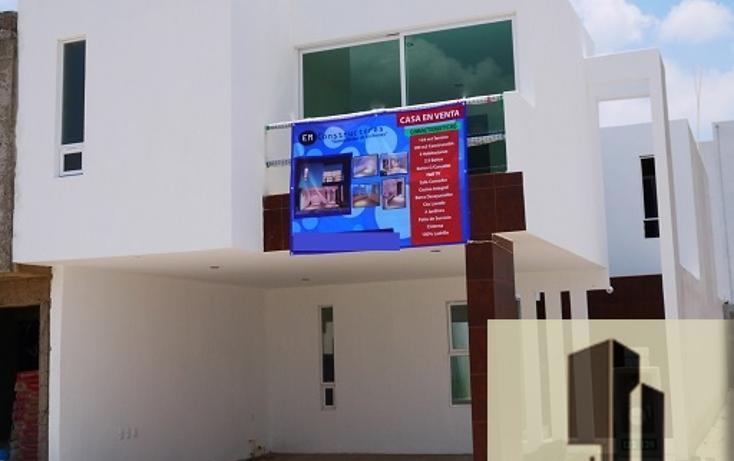 Foto de casa en venta en  , zona industrial, san luis potosí, san luis potosí, 2015716 No. 01