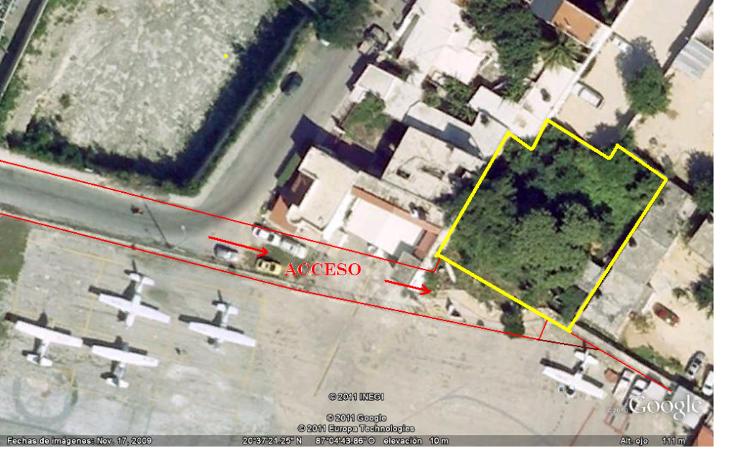 Foto de terreno comercial en venta en  , zona industrial, solidaridad, quintana roo, 1111151 No. 01